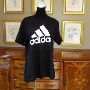 0218 Boys Adidas Amplified T-Shirt